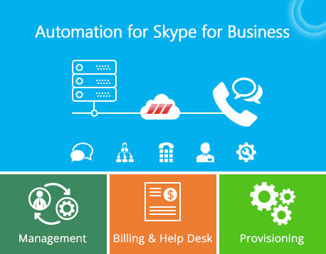 Multi-Tenant Control Panel for Hosted Microsoft Skype for Business