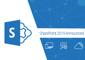 sharepoint-2019-announced